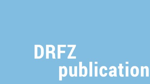 Deko-Bild zu Publikationen des DRFZ