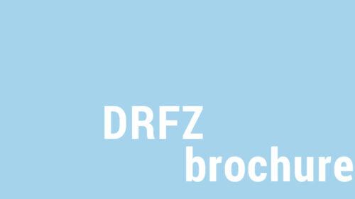 DRFZ-Broschüre
