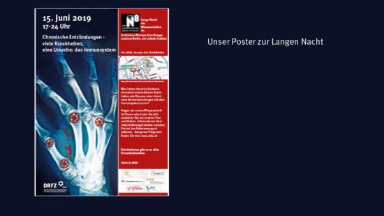 DRFZ Poster zur LNDW