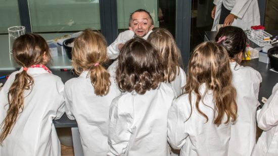 Einführung in das erste Experiment: DNA to go