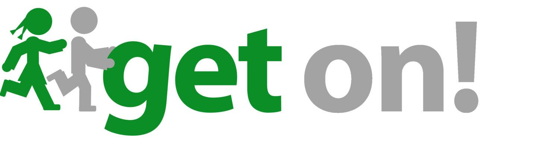 Logo des Projektes Get on
