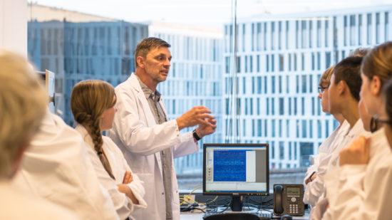 Institutsführung - Einblicke in unsere Labore