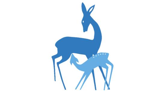 Logo des Schwangerschaftsregisters Rehkiss