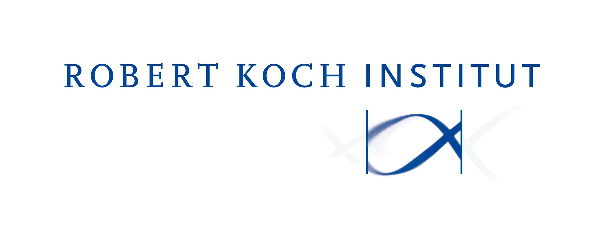 Logo des Robert Koch Instituts